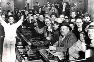История сухого закона в Америке 30-х годов