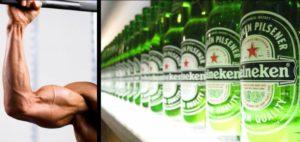 Алкоголь после спорта: можно ли пить