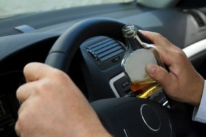 Управление ТС в состоянии алкогольного опьянения