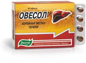 Чистка печени Овесолом – обзор препарата, как принимать