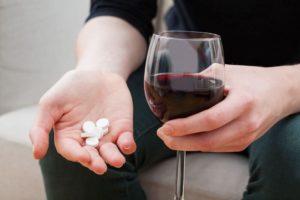 Совместимость Гептрала и алкоголя
