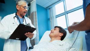 Вывод из запоя амбулаторно и в стационаре