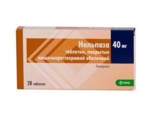 Инструкция по применению эффективного препарата Нольпаза