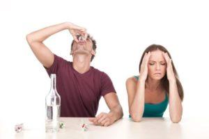Созависимость жены алкоголика