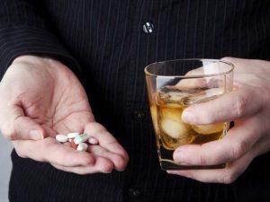 Алкоголь и урсосан: последствия совместного приминения