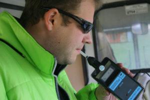 Онлайн тест на алкоголь для водителей