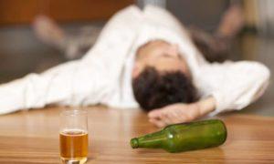 Почему отказывают ноги у алкоголиков
