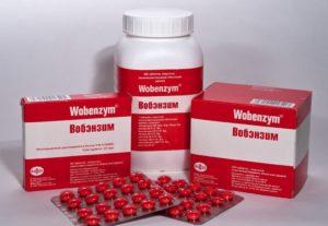 Вобэнзим и алкоголь: совместимость и последствия