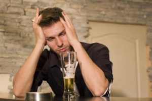 Потеря памяти после алкоголя