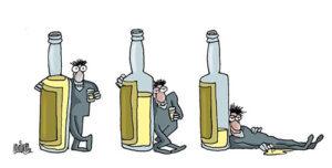 Стадии алкоголизма: от ритуального пьянства к серьезной болезни!