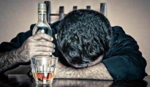 Посталкогольная депрессия