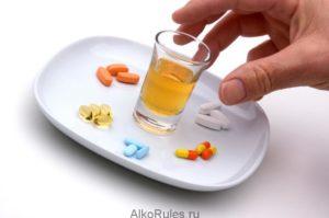Но-шпа и алкоголь: совместимость, можно ли совмещать, последствия