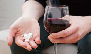 Можно ли принимать Варфарин с алкогольными напитками