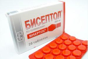 Бисептол и алкоголь: совместимость, побочные эффекты