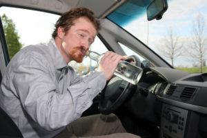 Пьяный за рулем - какие могут быть наказания и размер штрафа