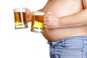 Влияние пива на потенцию у мужчин и другие последствия