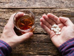 Найз и алкоголь: совместимость и можно ли принимать с алкоголем