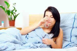 Снятие похмельного синдрома в домашних условиях