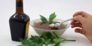 Любисток от алкоголизма: рецепт отвара и настойки