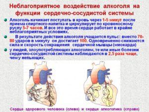 Сильное сердцебиение после алкоголя, что делать?