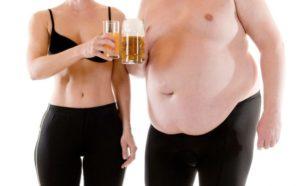 Толстеют ли от алкоголя, почему, и от какого алкоголя поправляются