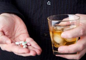 Cнотворное совместимое с алкоголем
