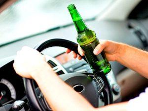 Штраф за пьянку и вождение в нетрезвом виде за рулем 2015