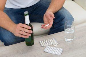 Валерьянка и алкоголь: последствия совмещения