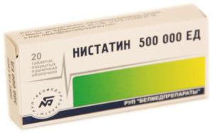 Нистатин и алкоголь: совместимость и противопоказания