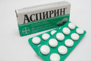 Аспирин от похмелья: действие и правила приема