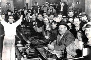 Сухой закон в Америке история начала и конца 30х годов