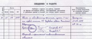 Увольнение за пьянство работодателем и запись в трудовой