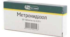 Метронидазол и алкоголь: побочные эффекты