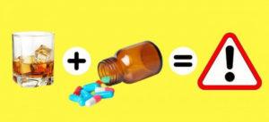 Импаза и алкоголь: опасное сочетание