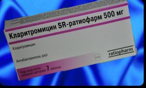 Кларитромицин и алкоголь: последствия сочетания