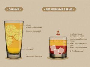 11 рецептов коктейлей от похмелья