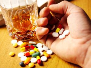 Алкоголь и димедрол: последствия употребления с водкой - смерть