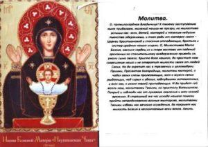 Иконы от пьянства: описание самых эффективных молитв и икон