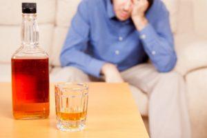Головокружение после приема алкоголя