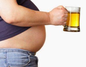 Растет ли от пива живот и какие происходят изменения в организме